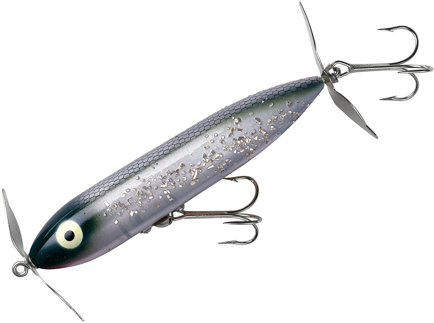 Heddon Zara Spook Topwater Lure Legendary Walk The Dog Lure