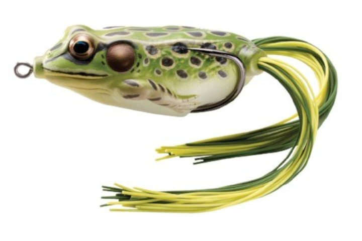 Live Target Hollow Body Bass Lure Review