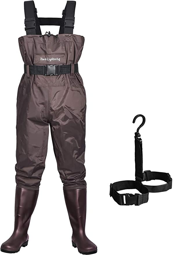 Dark Lightning Fly Fishing Waders