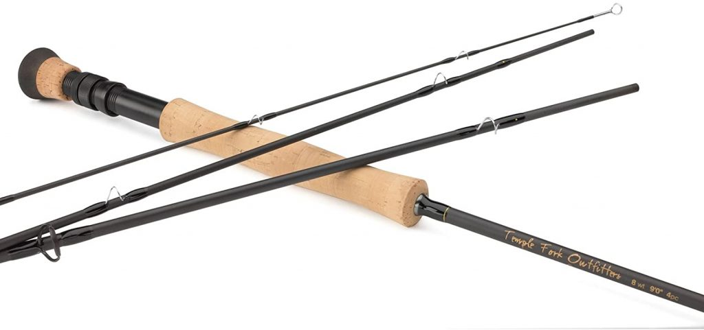 Temple Fork Outfitters Fly Rod